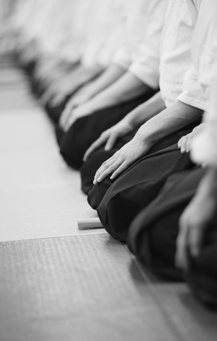 εξετάσεις στο aikido