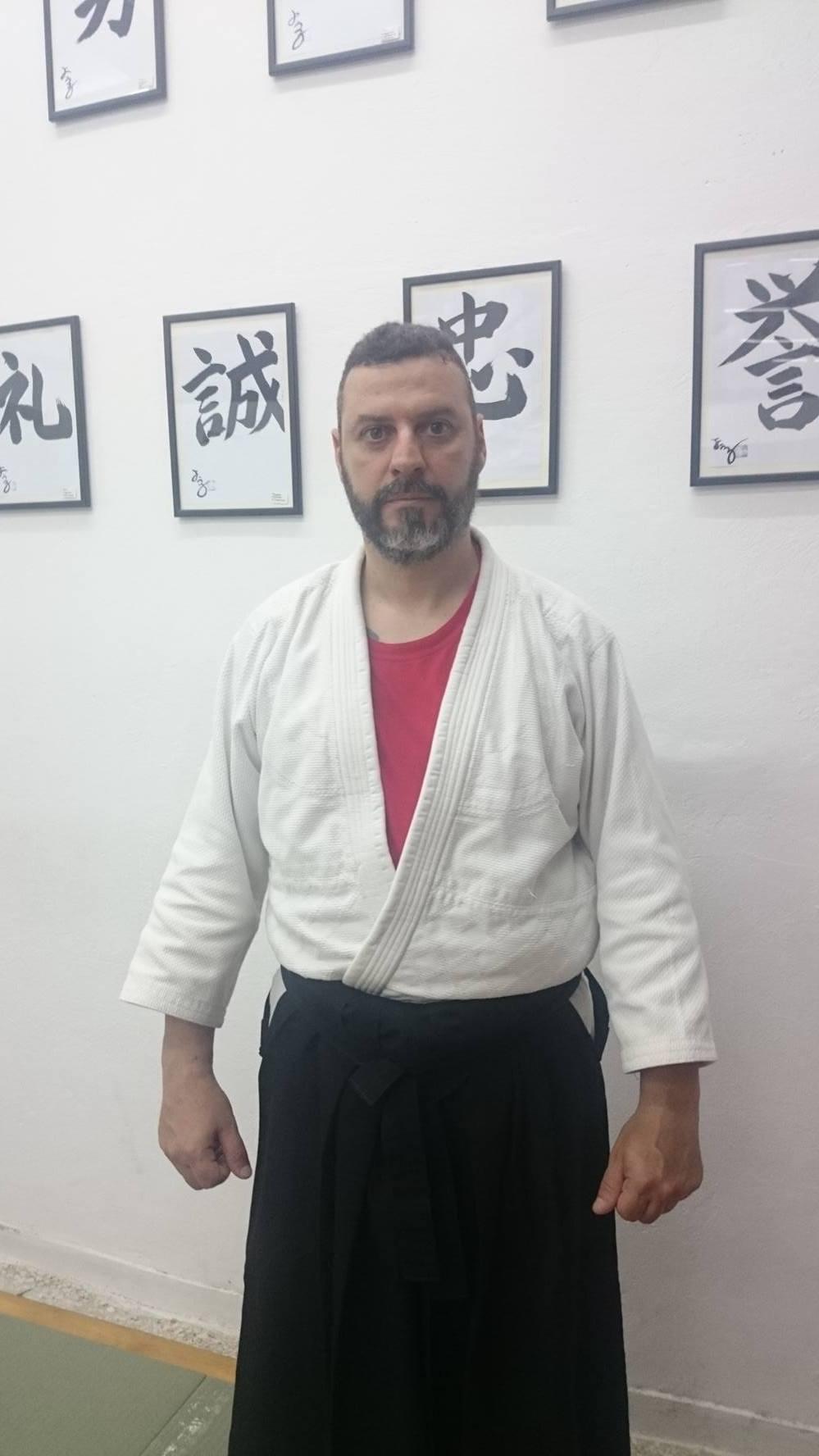 Γιώργος Αλέσιος, 2ο Dan Aikikai