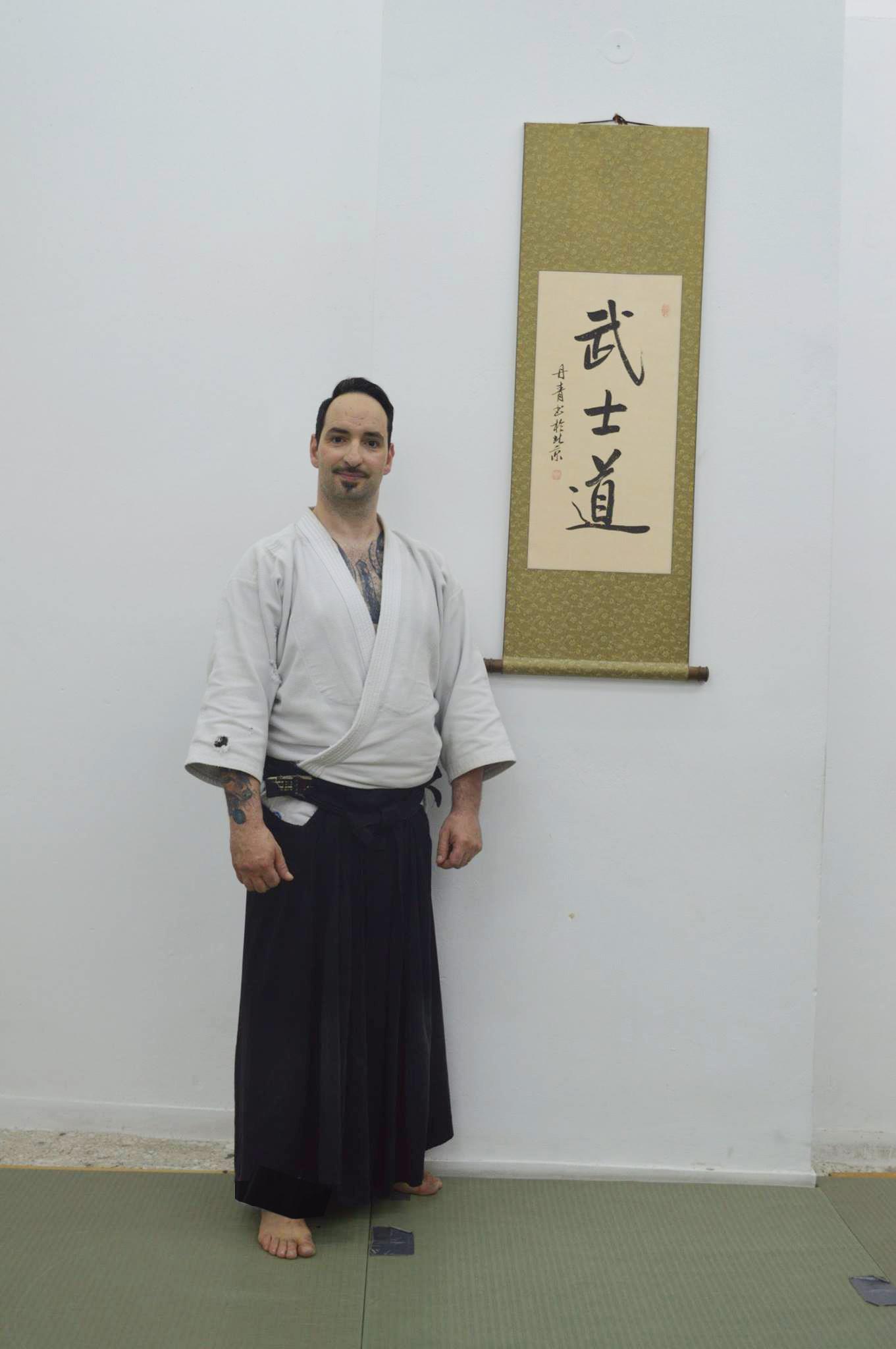 Παναγιώτης Άγριος Sensei