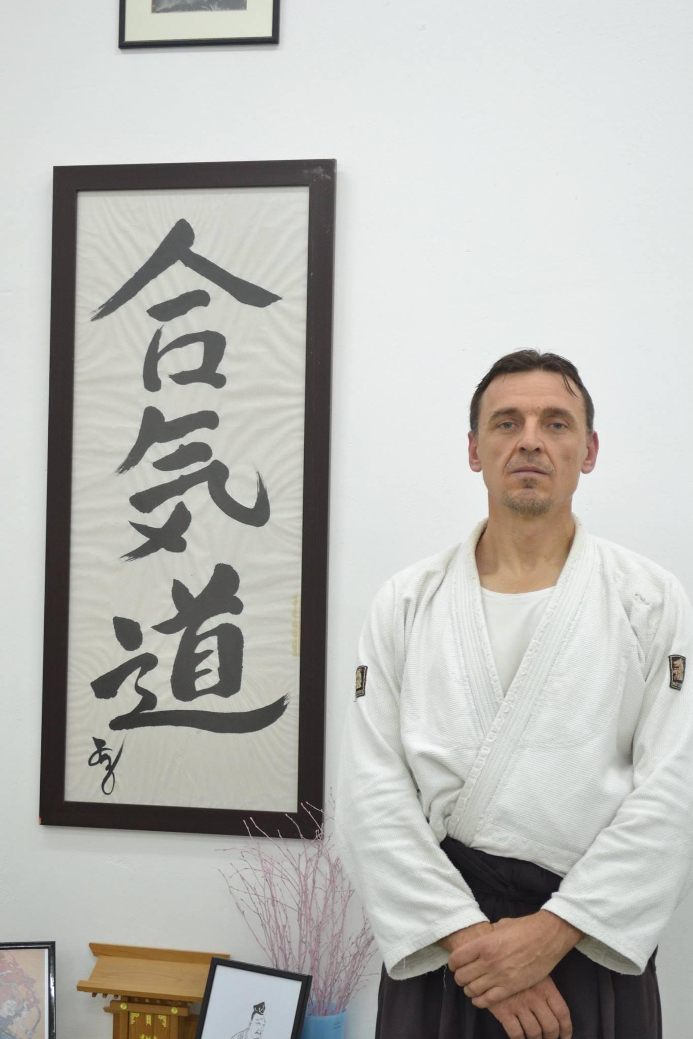 Γιάννης Κουρουτίδης, 1o Dan Aikikai